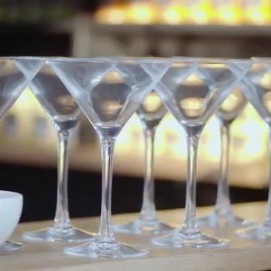 Maille Mosterd Cocktail – Aardbei